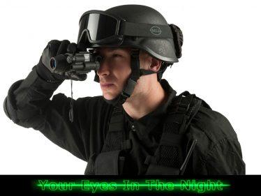 Militære natkikkerter (professionelle night vision)