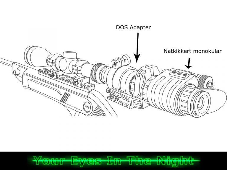 pulsar DOS adapter