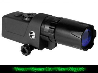 pulsar ir infrarød l-915 lygte flashlight