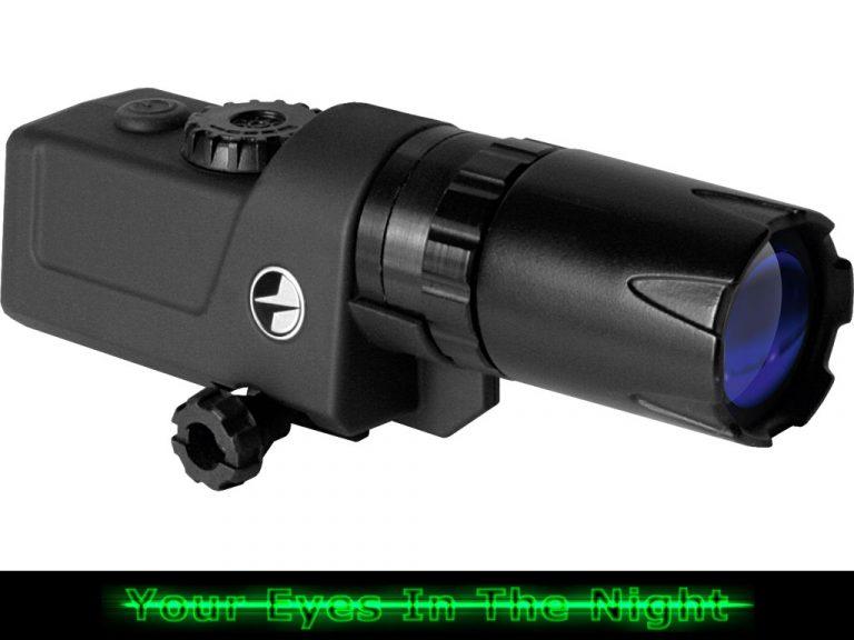 pulsar ir infrarød lygte light 808S