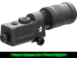 pulsar ir x850 infrarød infrared lygte light
