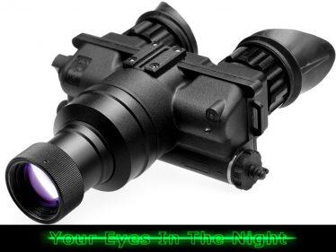 militær natkikkert kof-1 generation 3 night vision goggle