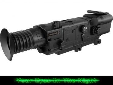 pulsar digisight n750 digital night vision