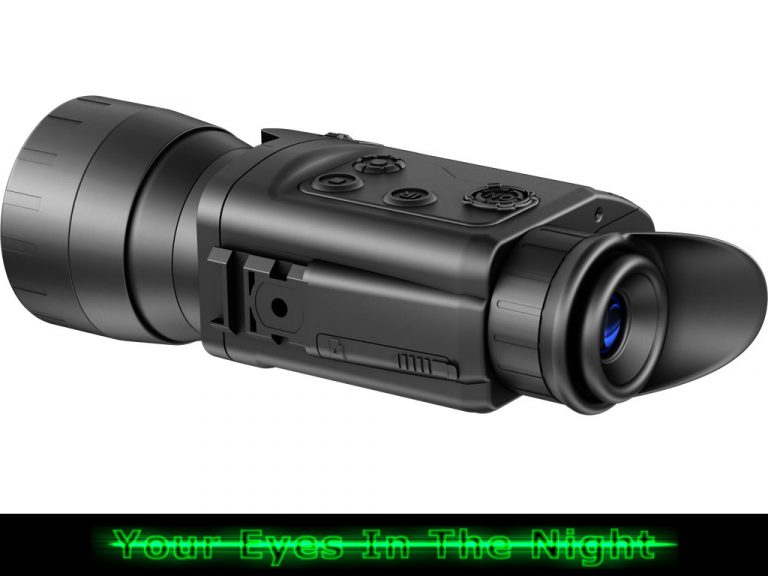 Pulsar digital natkikkert recon x850, x870 night vision