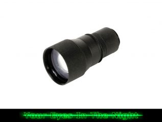 3x changeable lens for night vision