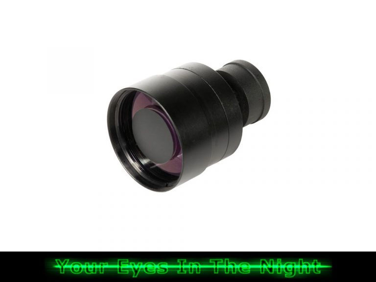 5x changeable lens for night vision