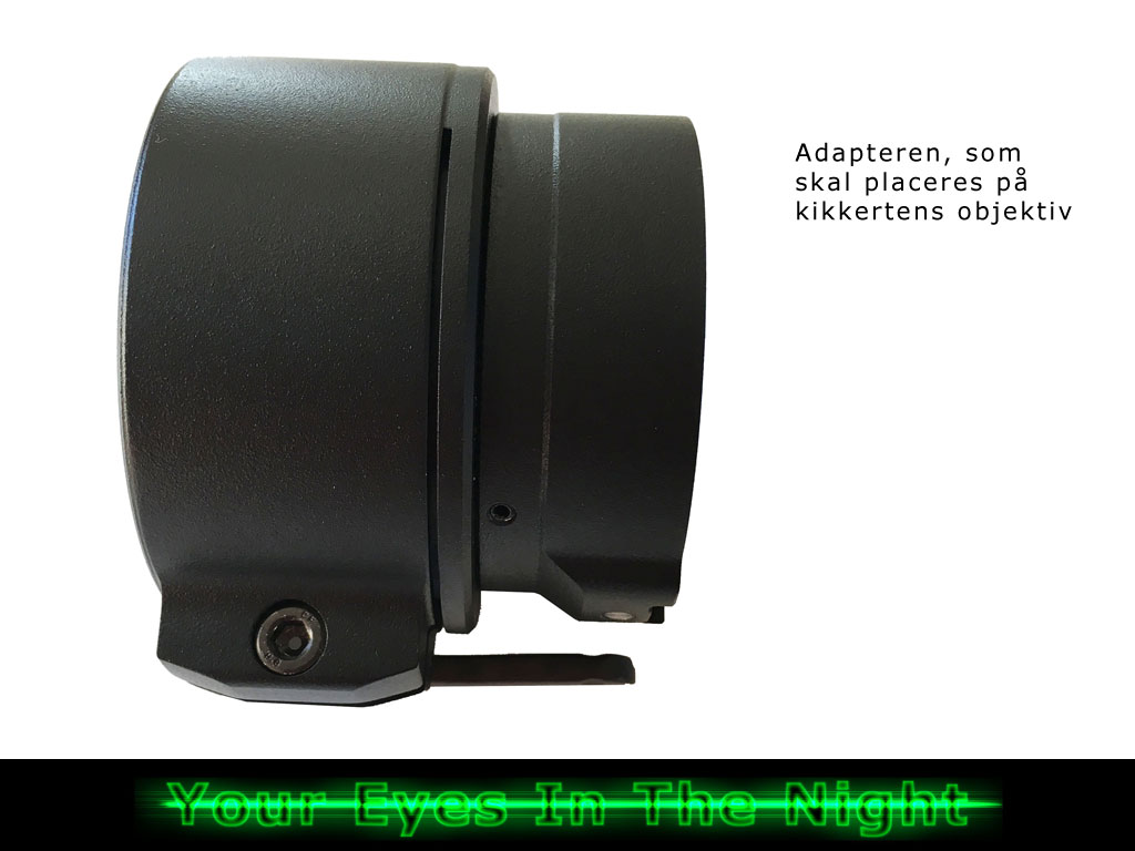 adapter termisk kikkert pulsar core fxq38