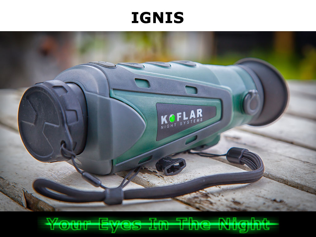 ignis 19 termisk spotter